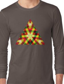 The Green Triangle Long Sleeve T-Shirt
