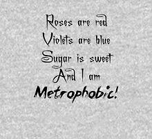 Metrophobic  (black) Unisex T-Shirt