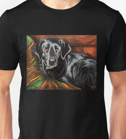 Buddy Alpha Dog Unisex T-Shirt