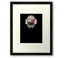 Droidarmy: Sally NBC Framed Print