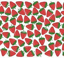 Lots of Strawberries by Prettyinpinks
