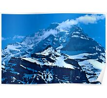 Jungfrau Region Poster