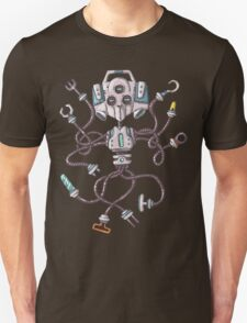 Multifunctional Robot T-Shirt