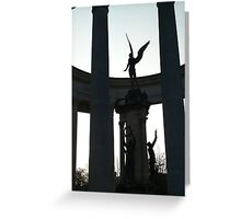 Cenotaph, Cardiff Greeting Card