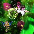 Water Bomb in Fairyland by Aerhona