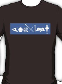 COEXIST SCI FI VERSION 2015 Bumper Sticker T-Shirt