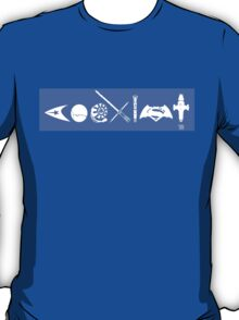 COEXIST SCI FI VERSION 2015 Bumper Sticker T-Shirt