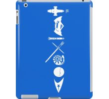 COEXIST SCI FI VERSION 2015 (revised) iPad Case/Skin