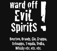 Evil Spirits - White Lettering Hoodie