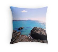 Sunday Stillness Throw Pillow