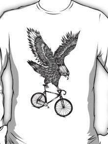 Eagle Ride Bicycle T-Shirt