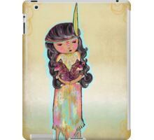 The Princess and the Wolf Pups iPad Case/Skin