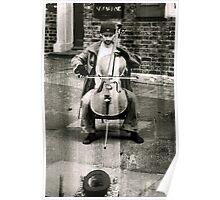 le violoniste Poster