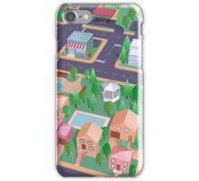 Vector City iPhone Case/Skin