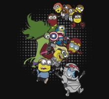 Assemble Minions Age of Ultrion Kids Clothes