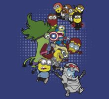 Assemble Minions Age of Ultrion by ultimatewarrior