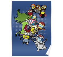 Assemble Minions Age of Ultrion Poster
