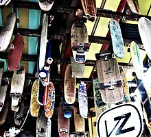 Skateboards by Stephanie Kavanagh