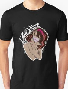 they call her psycho Unisex T-Shirt