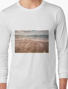 White Tails Long Sleeve T-Shirt
