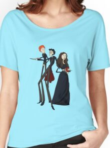 Tim Burton's Potter Women's Relaxed Fit T-Shirt