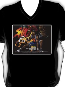 Shas Fu Genesis Megadrive Sega Start menu screenshot T-Shirt