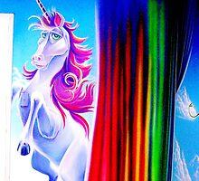 Unicorn by vinn