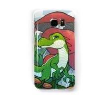 Yoshi of the Mushroom Kingdom Samsung Galaxy Case/Skin