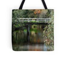 Old Cart Bridge,Seven Creeks, Euroa Tote Bag