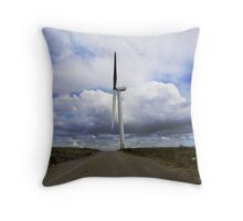 Wind - Lancashire  Throw Pillow