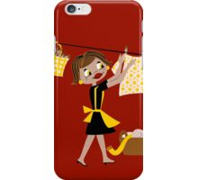 Hang Your Clothes Out II iPhone Case/Skin