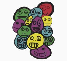 smiley's five by Jasper Sman
