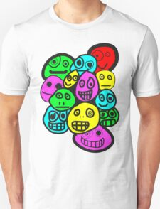 smiley's five T-Shirt