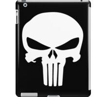The punisher Logo iPad Case/Skin