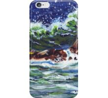 The Voice of the Sea iPhone Case/Skin