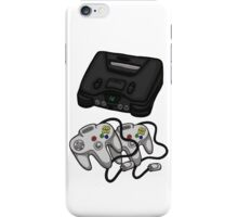 Videogame console #5 iPhone Case/Skin