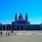 "Temples - ""Almudena Cathedral (ES)"" by Denis Molodkin"