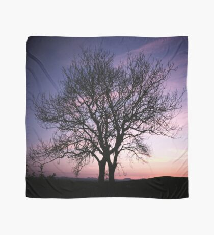 Two Trees embracing Scarf