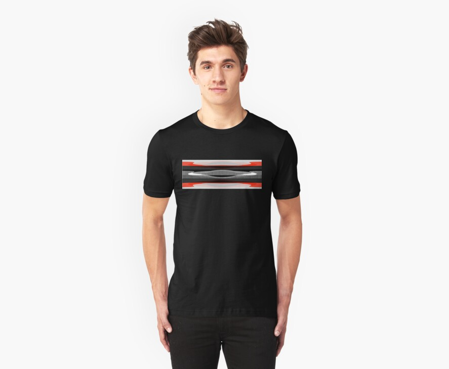 Flying Saucer Tee by KazM