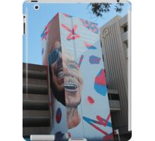 Hit the Bricks Festival - Faced off iPad Case/Skin