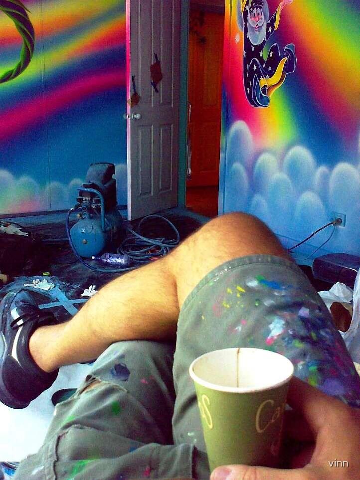 COFFEE BREAK  by vinn