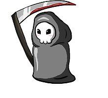 Cute Reaper by DatsCastiel