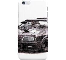 Mad Max interceptor iPhone Case/Skin