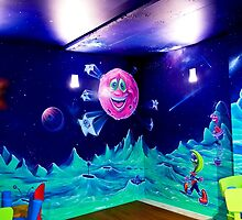 SPACE ROOM CONT by vinn