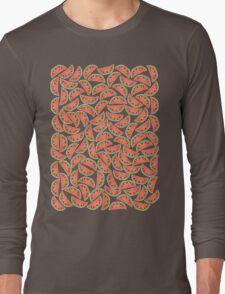 Little Watermelon Long Sleeve T-Shirt