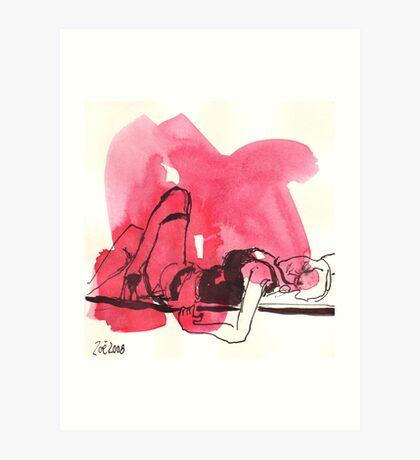 """Edda"" Art Print"