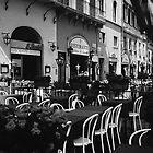 Cafe Italia by Andrew Vinciullo