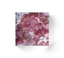 Cherry blossom/ART + Product Design Acrylic Block