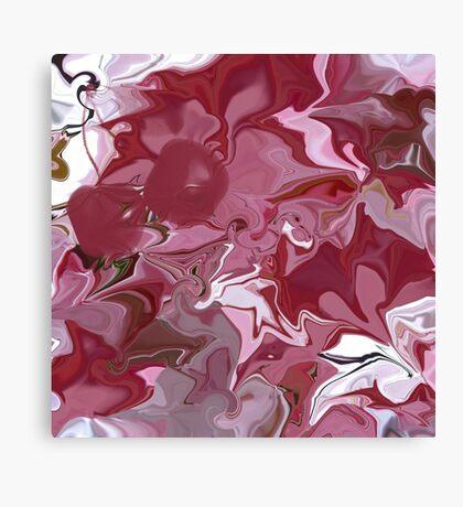 Cherry blossom/ART + Product Design Canvas Print