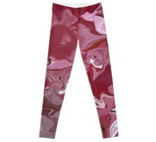 Cherry blossom/ART + Product Design Leggings